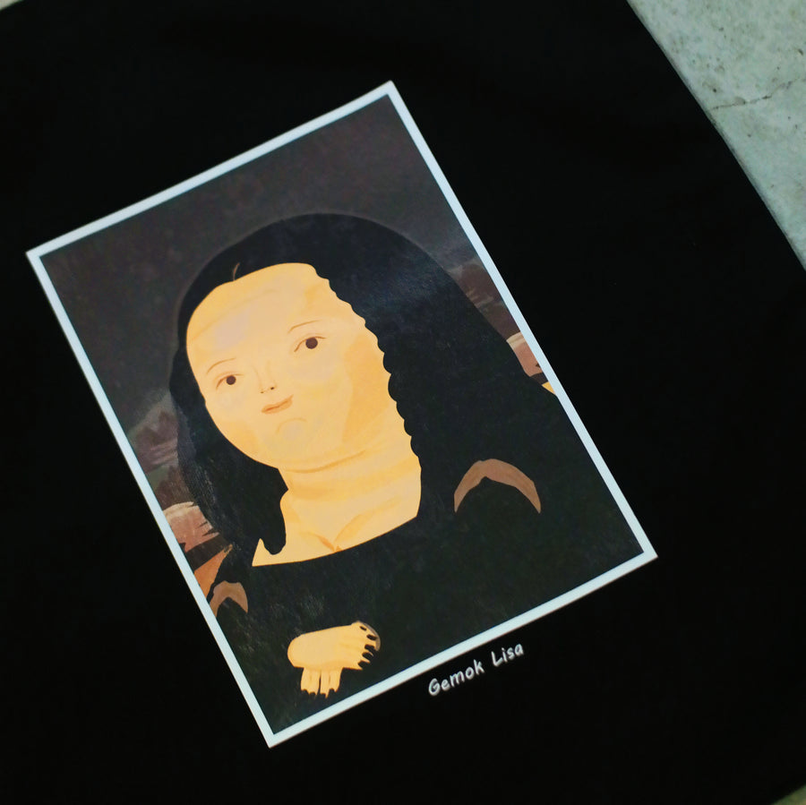 Gemok Lisa Tote Bag
