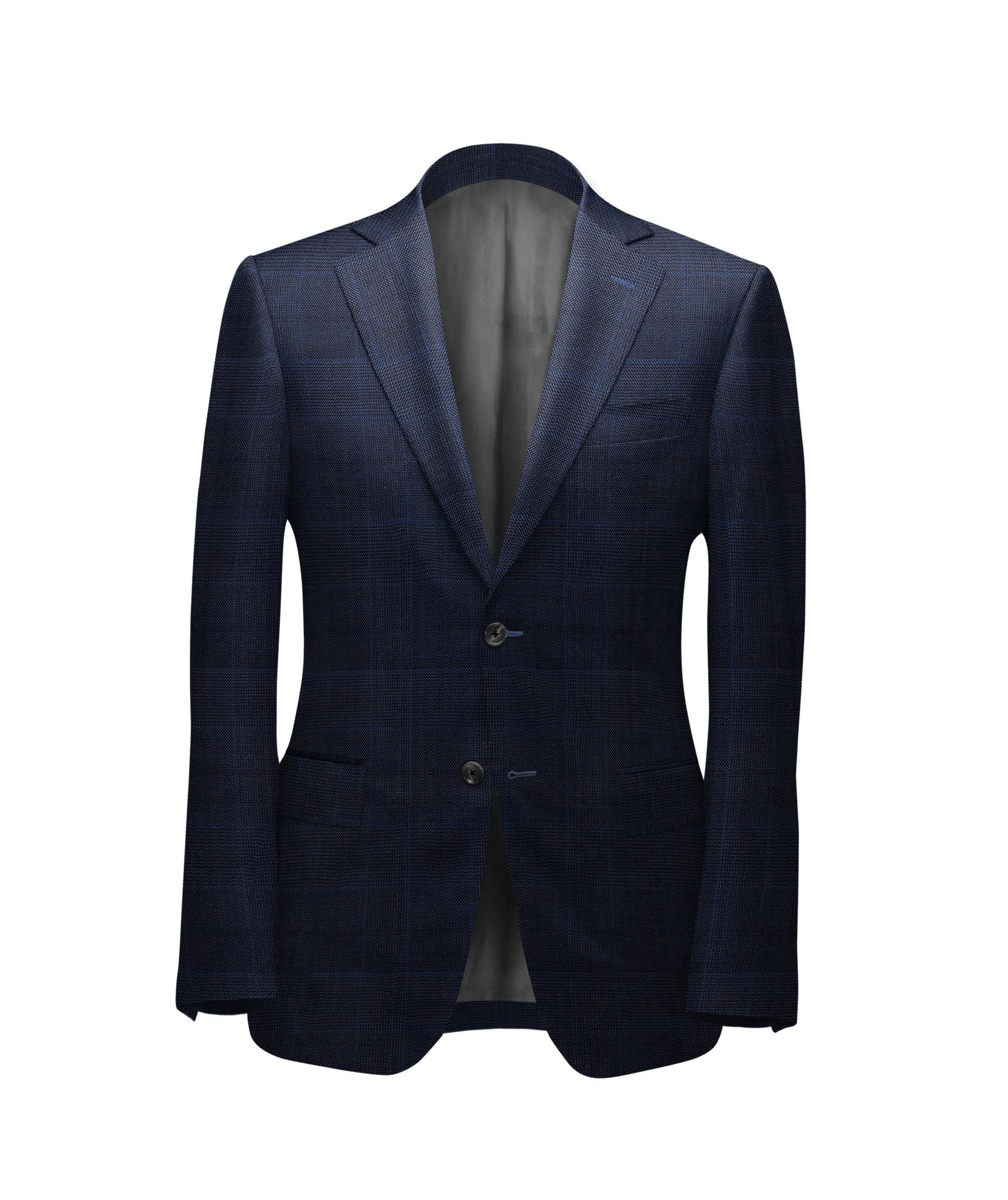 The Classic 2 Piece Suit