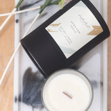 French Candles: Basilic Pine & Currant