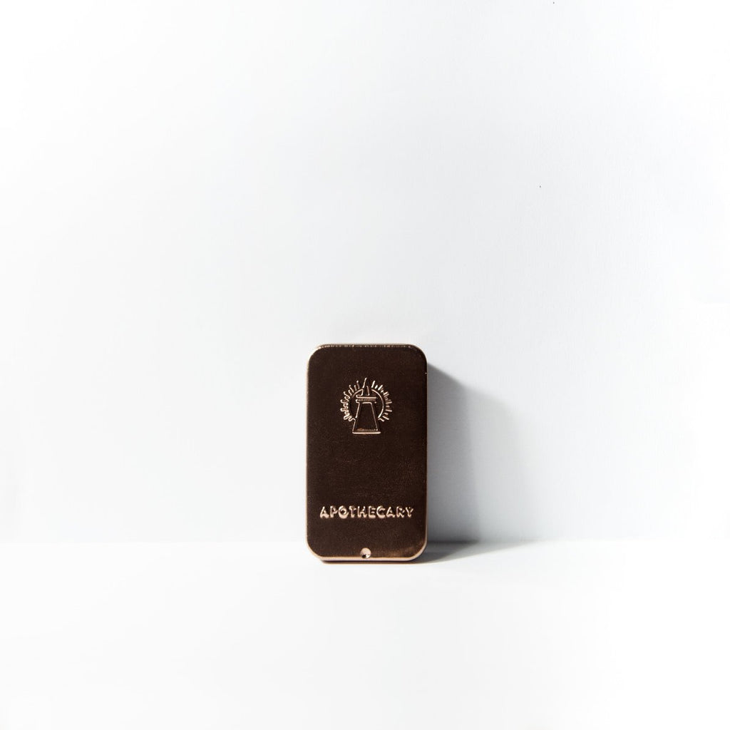 The Apothecary - Hot Shot Solid Cologne