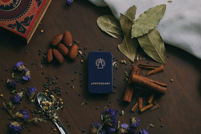 The Apothecary - Omni Solid Cologne
