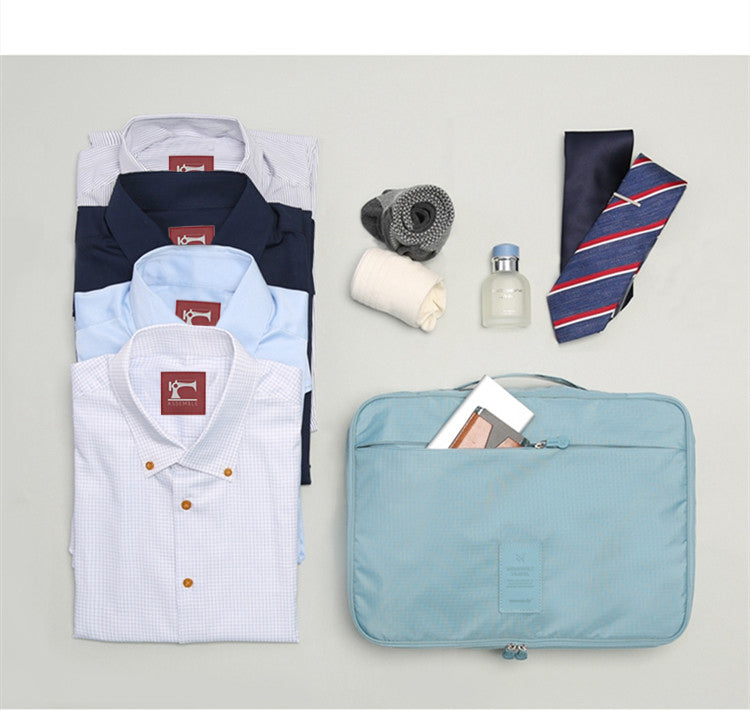 Travel Slim Shirt Pouch