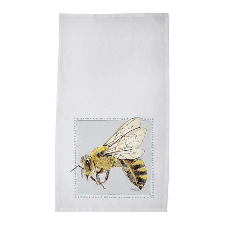 BeeBop Kindness Tea Towels by Suzanne Anderson