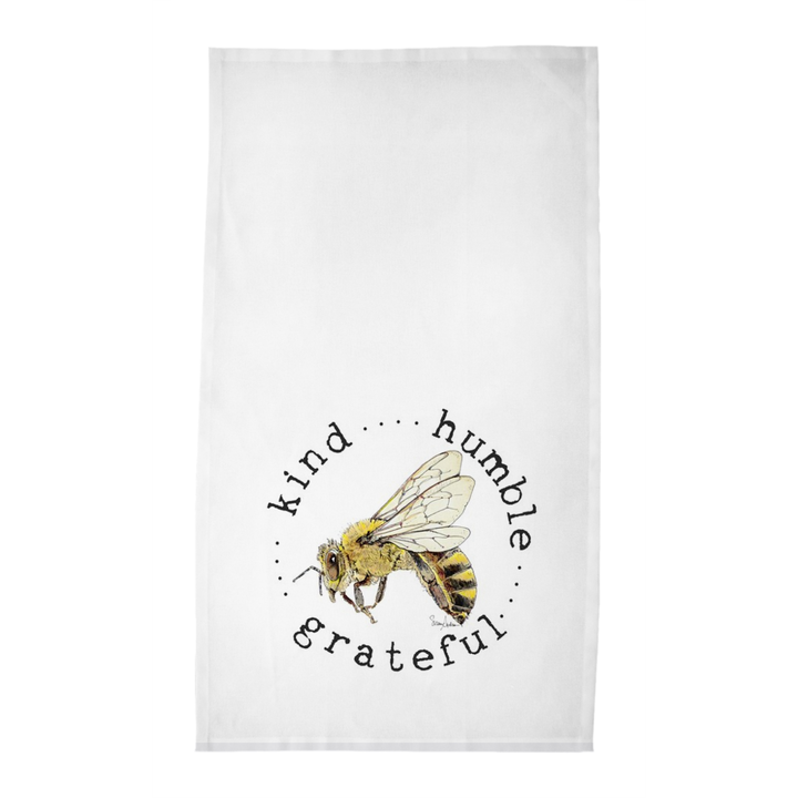 BeeBop the Bee Tea Towels