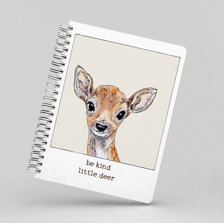 Be Kind Little Deer Notebook