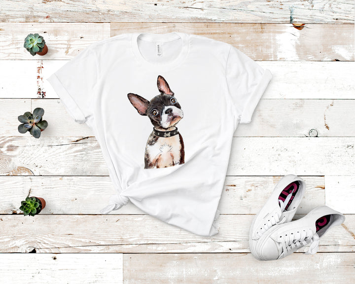 Diamonds & Dogs are a Girls Best Friend Bella+Canvas Tee