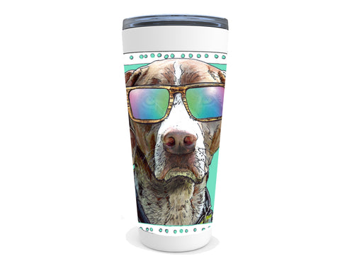 Pointer drink tumbler