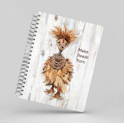 Make Heads Turn with this Notebook