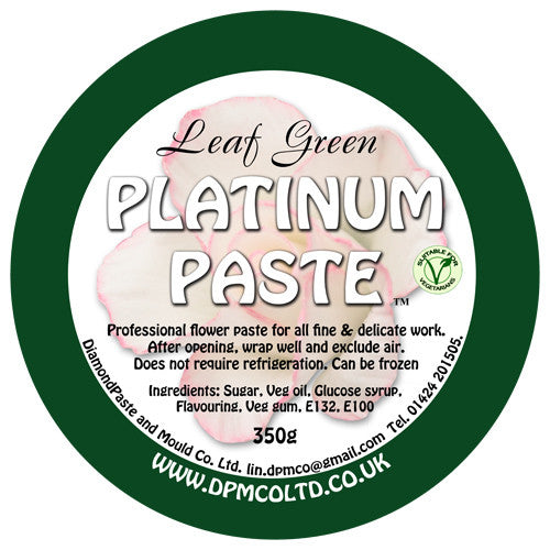 Leaf Green Platinum Paste