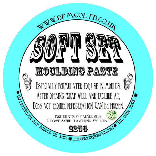 Soft Set Moulding Paste