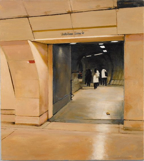 Going Underground: Paintings by Eric Rimmington
