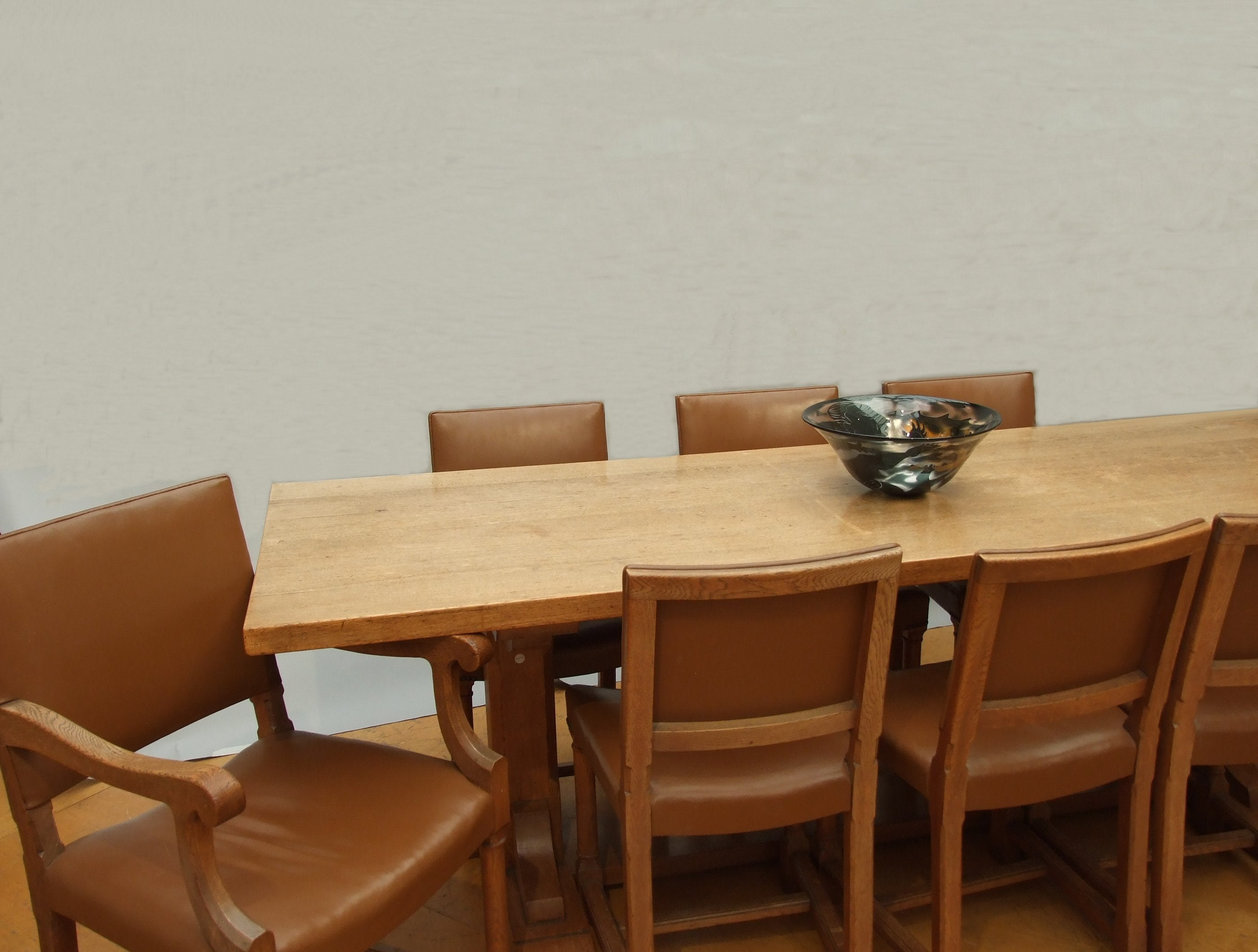 hot sale online dac59 5f283 A HEALS 8 FOOT DINING TABLE - The Millinery Works
