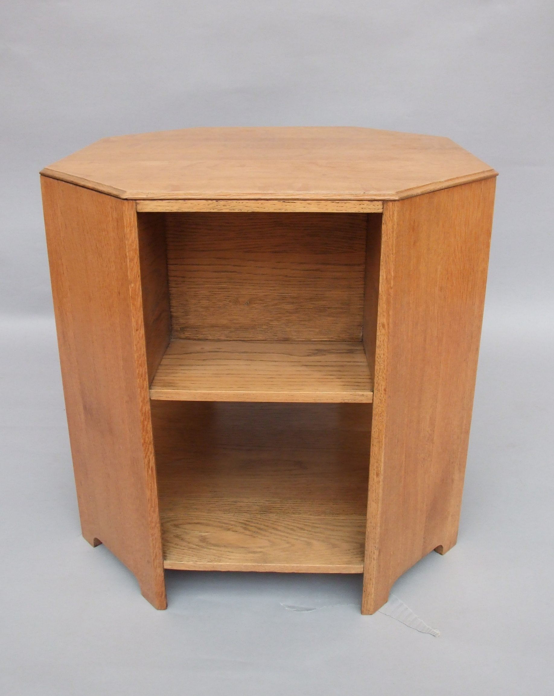 Oak Arts Crafts Coffee Table The Millinery Works