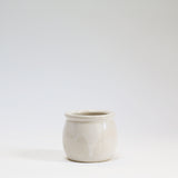 Stoneware Yogurt Pot