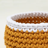Crochet Basket Large
