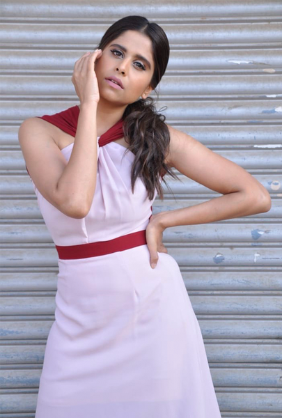 Oh So Innocent Dress - Sai Tamhankar