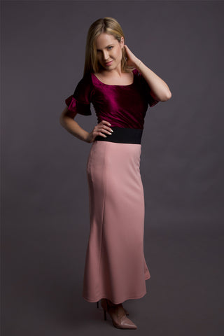 Pink Flashes Skirt