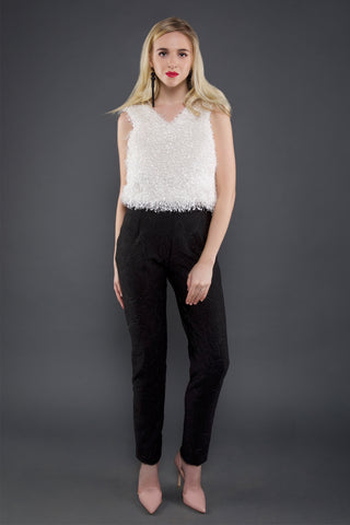 Furry Love Top