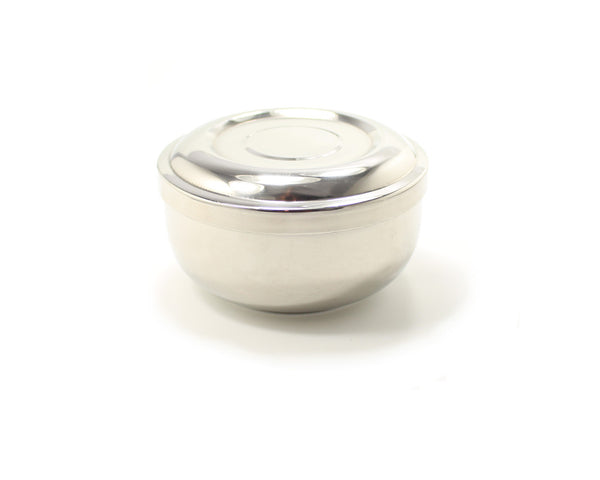 Stainless Steel Shaving Bowl