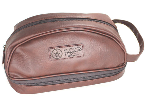 Penguin by Munsingwear Travel/Shave Bag