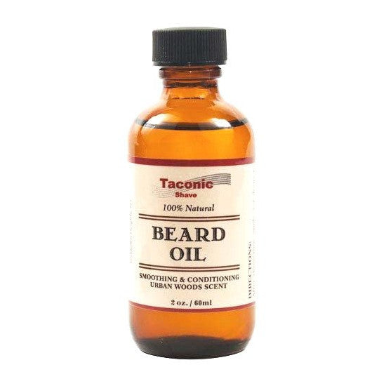 Taconic Shave Beard Oil (2 oz)