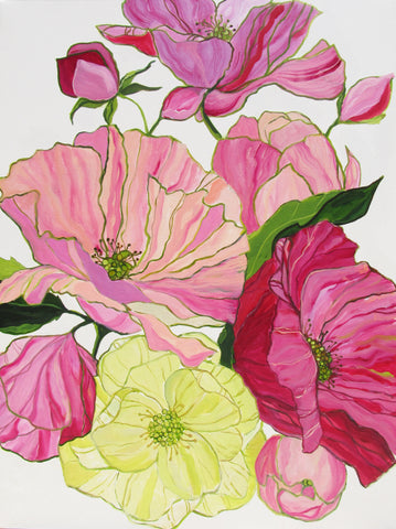Christenberry Collection | Floral Art | Kristin Cooney