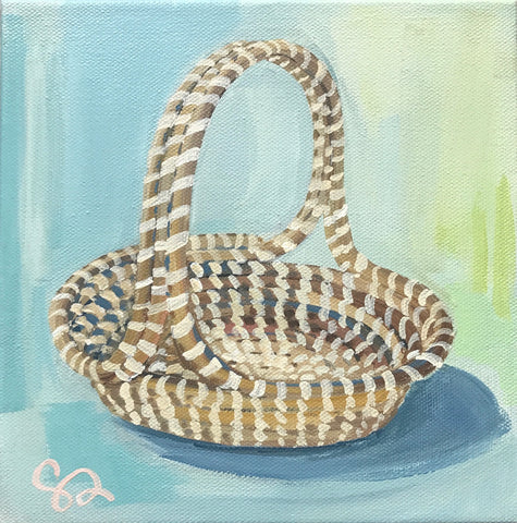 Basket Art | Christenberry Collection