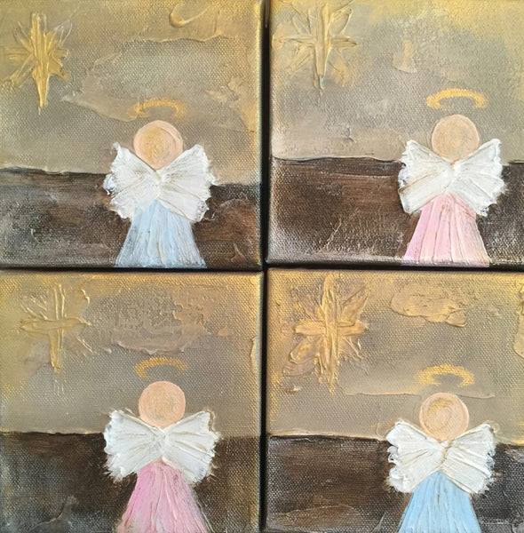 Kathryn Angels | Christenberry Collection