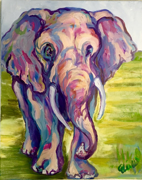 Elephant | Christenberry Collection