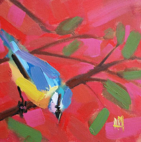 Blue Tit Bird No. 70