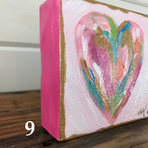 Hearts of Gold 9 | Christenberry Collection