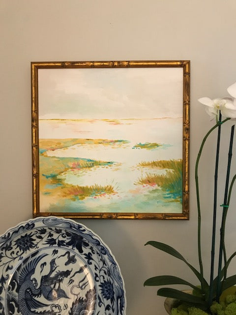 New painting Jane Marie Edwards - Christenberry Collection
