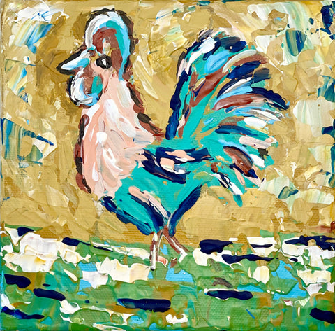 Abstract Rooster II