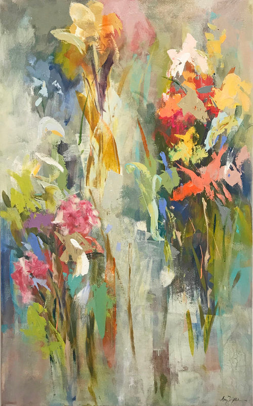 Spirit of Spring painting Amy Dixon - Christenberry Collection