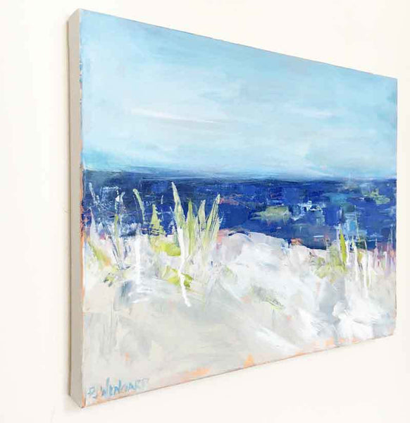 Calm painting Pamela Wingard - Christenberry Collection
