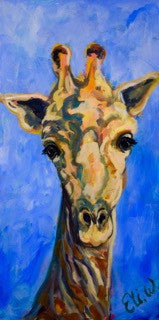 Giraffe | Christenberry Collection