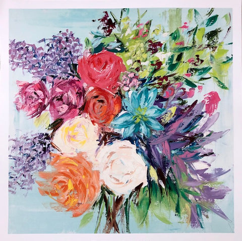 Christenberry Collection | Art | Original | Artist | Wedding Flowers | Wedding