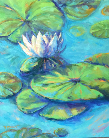 Water Lily | Christenberry Collection