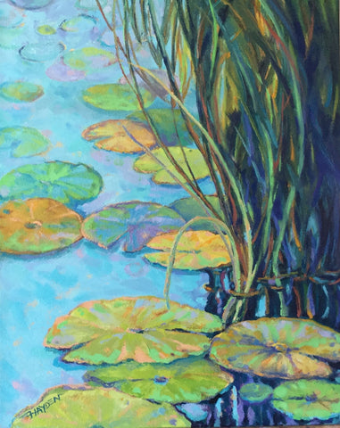 Water Lily Pond | Christenberry Collection