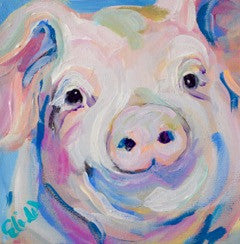 Pig | Christenberry Collection