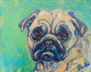 Pug | Christenberry Collection