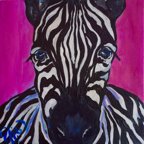 Zebra | Christenberry Collection