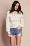 HAYLEY LONG SLEEVE BLOUSE