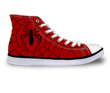 Spiderman Unisex Printed  Canvas Shoes (U.S Size)