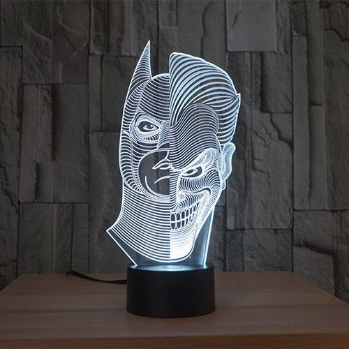 Accesories - Joker 7 Color Led Lamp