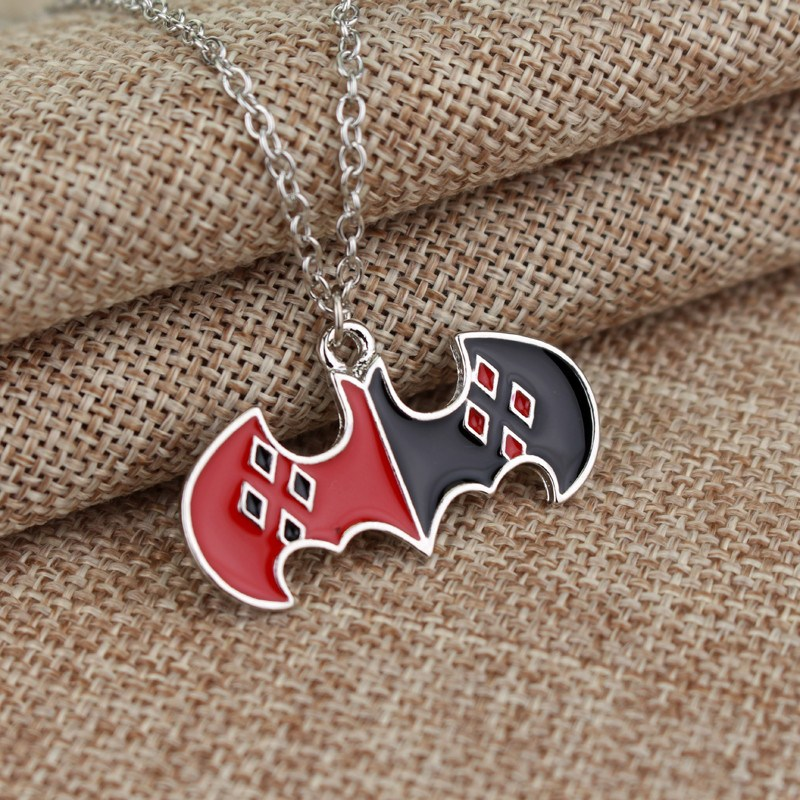 Necklace - Harley Quinn Necklace