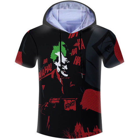 "Super Cool ""The Joker"" Summer Hoodies"
