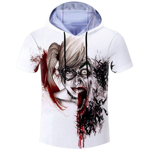 Super Cool Joker & Harley Summer Hoodies