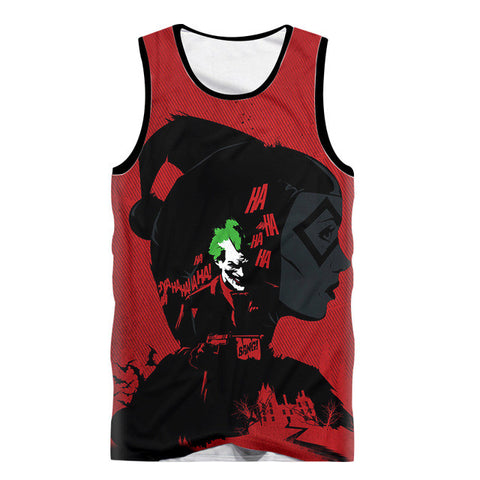 The Joker 3D Tank top