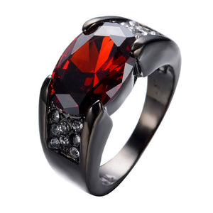 Ring - Super Hot Ruby Ring